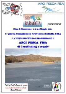 Manifesto Enduro Masserano 2014